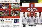miniatura England International Football 2004 Edition Dvd Por Seaworld cover xbox