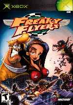 miniatura Freaky Flyers Frontal Por Humanfactor cover xbox