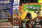 miniatura Future Tactics The Uprising Dvd Por Humanfactor cover xbox