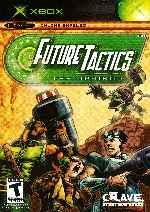miniatura Future Tactics The Uprising Frontal Por Humanfactor cover xbox