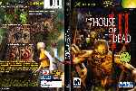 miniatura House Of The Dead 3 Dvd V2 Por Humanfactor cover xbox