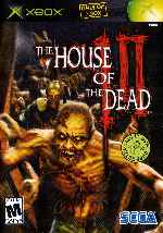 miniatura House Of The Dead 3 Frontal Por Humanfactor cover xbox