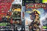 miniatura Jade Empire Dvd Por Ocigames cover xbox