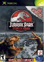 miniatura Jurassic Park Operation Genesis Frontal Por Humanfactor cover xbox