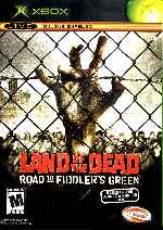 miniatura Land Of The Dead Frontal Por Redcard cover xbox