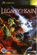 miniatura Legacy Of Kain Defiance Frontal Por Humanfactor cover xbox