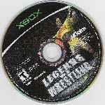 miniatura Legends Of Wrestling Cd Por Seaworld cover xbox