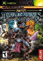 miniatura Magic The Gathering Battlegrounds Frontal V2 Por Humanfactor cover xbox