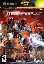 miniatura Mechassault Frontal V2 Por Humanfactor cover xbox