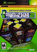 miniatura Midway Arcade Treasures 2 Frontal V2 Por Humanfactor cover xbox