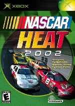 miniatura Nascar Heat 2002 Frontal Por Josefergo cover xbox