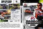 miniatura Nascar Thunder 2004 Dvd Por Agustin cover xbox