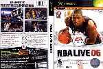 miniatura Nba Live 06 Dvd Por Haccal cover xbox