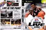 miniatura Nba Live 2002 Dvd Por Josefergo cover xbox