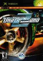 miniatura Need For Speed Underground 2 Frontal V3 Por Humanfactor cover xbox