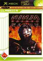 miniatura Ninja Gaiden Black Frontal Por Humanfactor cover xbox
