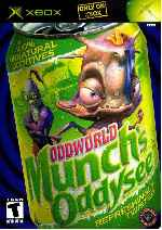miniatura Oddworld Munchs Oddysee Frontal Por Humanfactor cover xbox