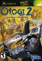 miniatura Otogi 2 Immortal Warriors Frontal Por Humanfactor cover xbox