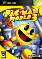 miniatura Pac Man World 3 Frontal Por Capitan3 cover xbox