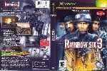 miniatura Rainbow Six 3 Dvd Por Seaworld cover xbox