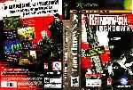 miniatura Rainbow Six Lockdown Dvd Por Sqrdo cover xbox