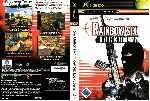 miniatura Rainbow Six Lockdown Dvd V2 Por Humanfactor cover xbox