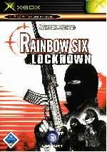miniatura Rainbow Six Lockdown Frontal Por Humanfactor cover xbox