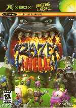 miniatura Razes Hell Frontal Por Humanfactor cover xbox