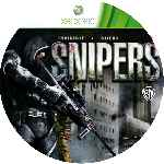 miniatura Snipers Cd Custom Por Karadam cover xbox