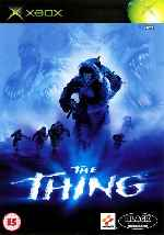 miniatura The Thing Frontal Por Humanfactor cover xbox
