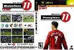 miniatura Winning Eleven 11 Dvd Custom V2 Por Plasmabyte cover xbox