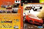 miniatura World Racing 2 Dvd V2 Por Humanfactor cover xbox