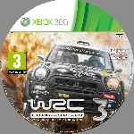 miniatura Wrc 3 World Rally Championship Cd Custom Por Nitsuga256 cover xbox