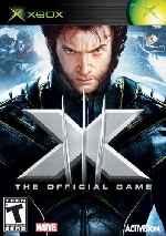 miniatura X Men The Official Game Frontal Por Chilorio20 cover xbox