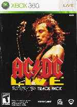 miniatura Acdc Live Rock Band Track Pack Frontal Por Super Bugs cover xbox360