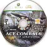 miniatura Ace Combat 6 Fires Of Liberation Cd Por Seaworld cover xbox360