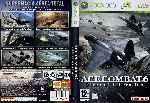 miniatura Ace Combat 6 Fires Of Liberation Dvd Por Dracmaster cover xbox360