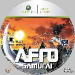 miniatura Afro Samurai Cd Custom V2 Por Azufre cover xbox360