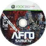 miniatura Afro Samurai Cd Por Pred10 cover xbox360