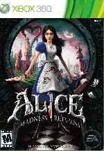 miniatura Alice Madness Returns Frontal Por Airetupal cover xbox360