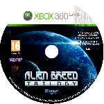 miniatura Alien Breed Trilogy Cd Custom Por Burgman250cc cover xbox360