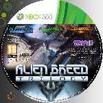 miniatura Alien Breed Trilogy Cd Custom V2 Por Azufre cover xbox360