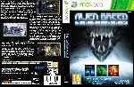miniatura Alien Breed Trilogy Dvd Custom Por Pabloda Re cover xbox360