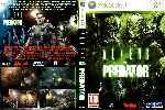 miniatura Aliens Vs Predator Dvd Custom Por Mantrix2005 cover xbox360