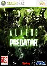 miniatura Aliens Vs Predator Frontal Por Mantrix2005 cover xbox360