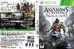 miniatura Assassins Creed Black Flag Por Jean Carlos Bond007 cover xbox360
