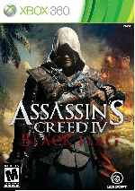 miniatura Assassins Creed Iv Black Flag Frontal Por Raimond7 cover xbox360