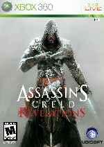 miniatura Assassins Creed Revelations Frontal Por Raimond7 cover xbox360