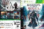 miniatura Assassins Creed Rogue Dvd Por Lesofetagepriga cover xbox360