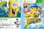 miniatura Bob Esponja Un Heroe Fuera Del Agua Dvd Custom Por Paysito cover xbox360